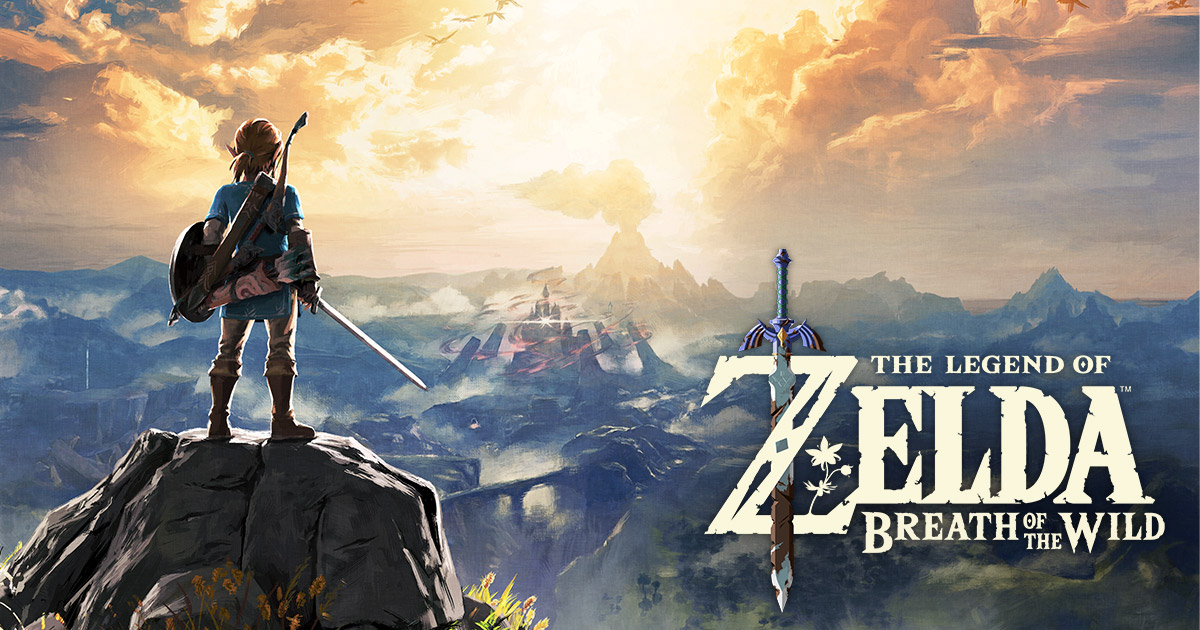 Zelda breath of the Wild and learningdesign